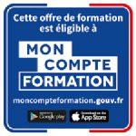 """Le logo officiel """"moncompteformation"""""""
